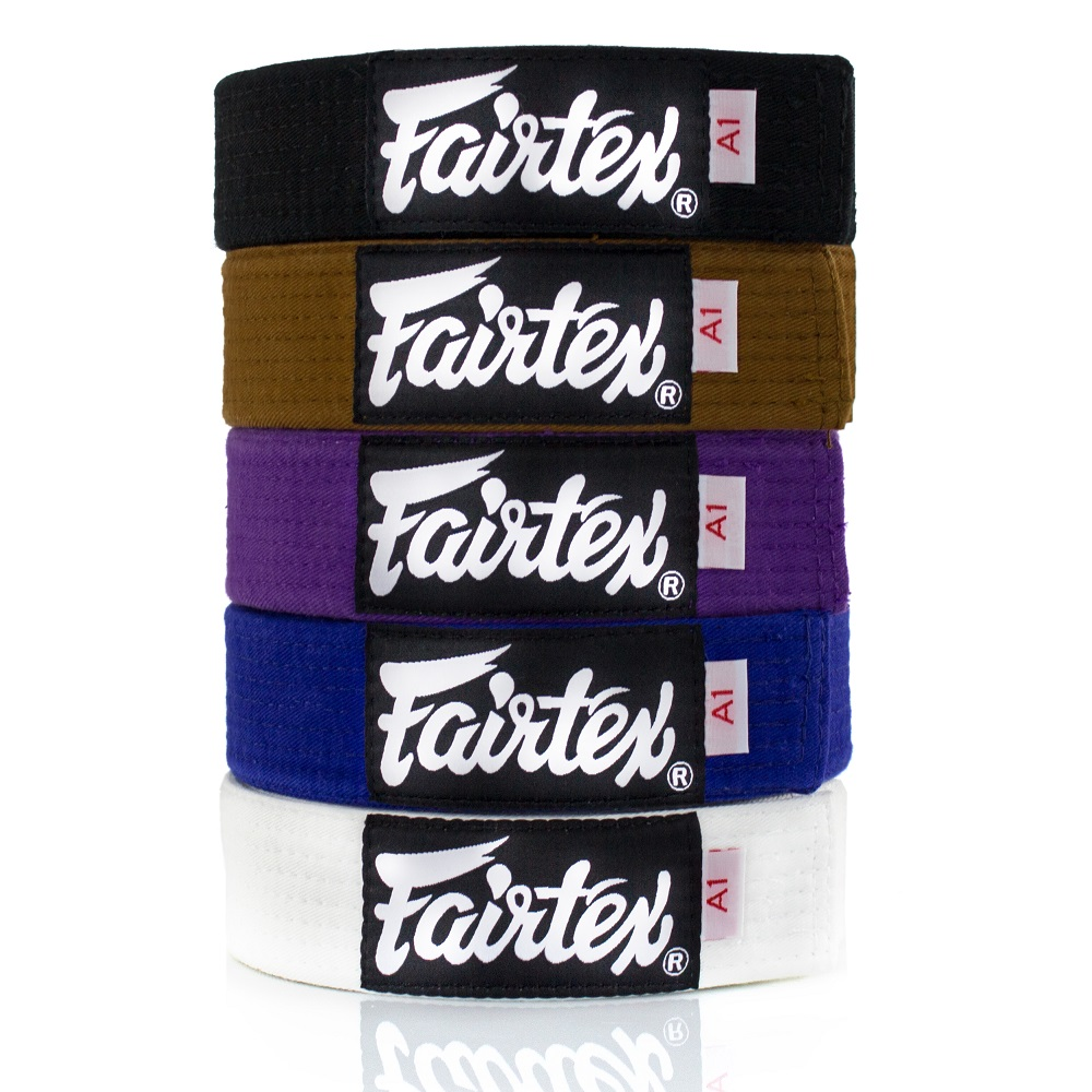 Пояс FAIRTEX BJJ Belt BJJB1 Blue