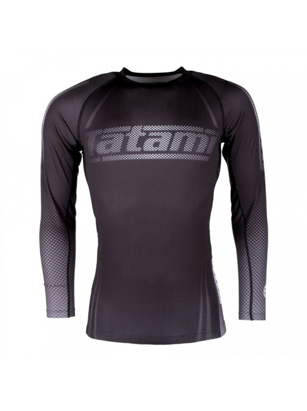 Рашгард Tatami New IBJJF Rank Long Sleeve Black