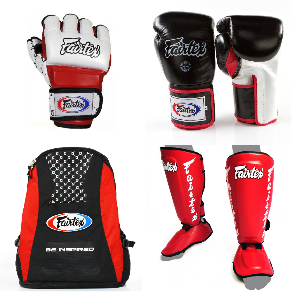Набор Fairtex Red2